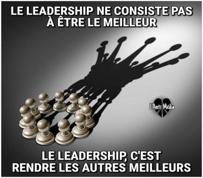 La fonction et la posture de dirigeant, de manager et de cadreleadership-1-cap-d-etre-soi